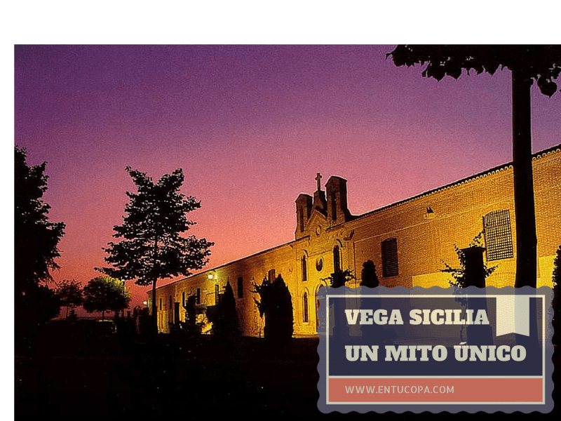 Visita Vega Sicilia, un mito único