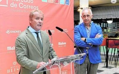 El mercado de correos de Murcia ofrecerá los platos de los mejores chefs regionales