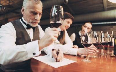 Estilos de cata de vino
