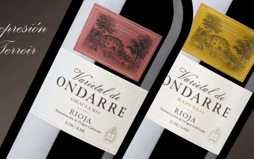 Bodegas Ondarre presenta su nueva gama de varietales