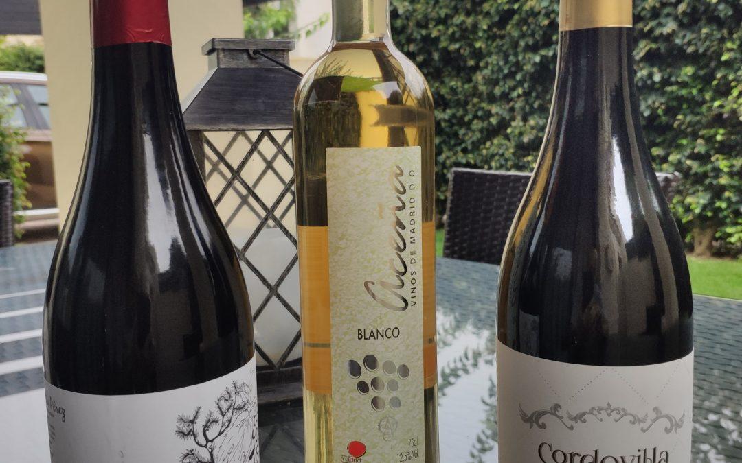 En Madrid también se hacen buenos vinos: Bodega Virgen de la Poveda