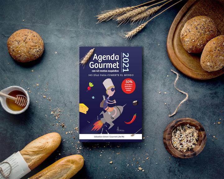 La Agenda Gourmet 2021 llega con más contenido que nunca